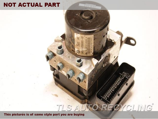 2013 BMW 328I Abs Pump. ASSEMBLY, CPE, RWD
