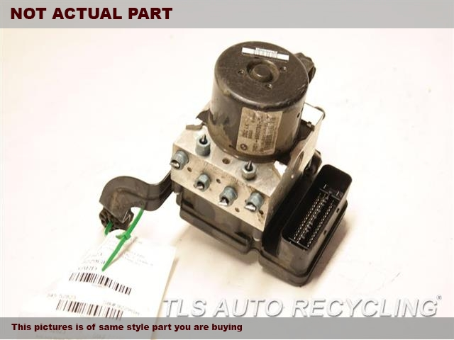 2013 BMW 328I Abs Pump. ASSEMBLY, SDN, DYNAMIC STABILITY