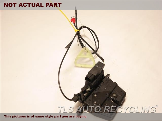 2015 BMW 428I BMW Keys/Latches/Locks. 51247269516  TRUNK LID POWER LOCK ACTUATOR