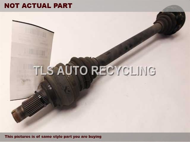 2005 BMW 525I Axle Shaft. REAR AXLE SHAFT 33217527322