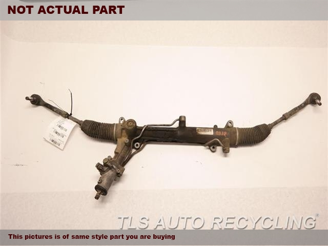 2004 BMW 525I Steering Gear Rack. 2.5L,POWER RACK AND PINION, W/O ACT