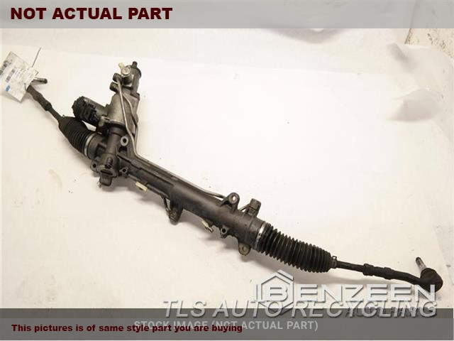 2006 BMW 530i Steering Gear Rack. 3.0L,POWER RACK AND PINION, EXC. XI