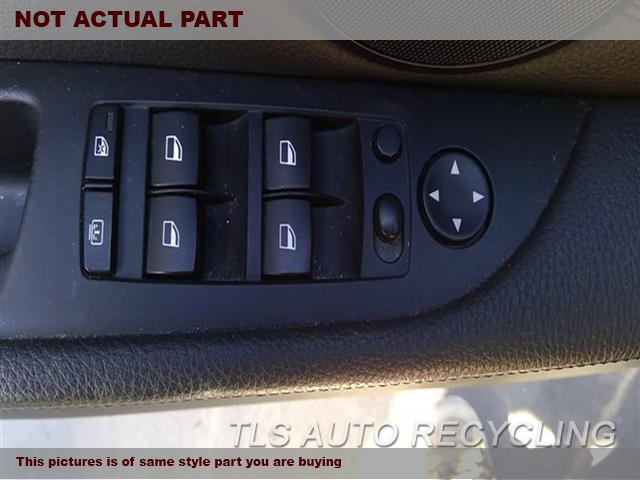 2008 BMW 535I Door Elec Switch. LH,DRIVER``S, (LOCK WITH MIRROR AND