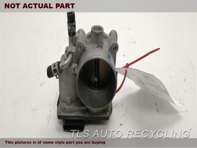 2008 BMW 135I Throttle Body Assy. (3.0L, TWIN TURBO)