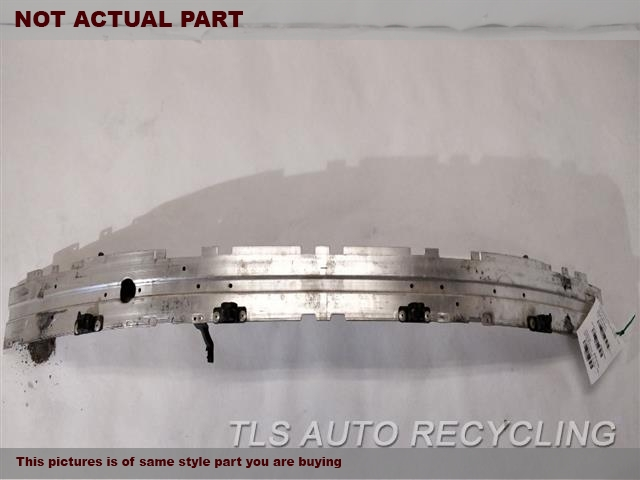 2008 BMW 535I Bumper Reinforcement, Front. SW, W/O M-AERODYNAMIC PACKAGE