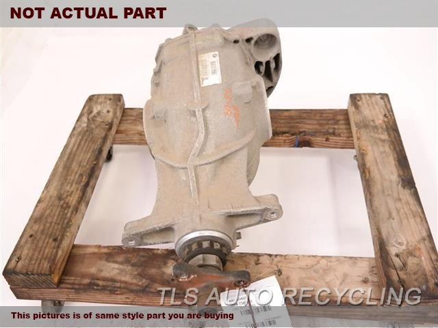 2012 BMW 535I Rear differential. RWD, AT (3.08 RATIO)