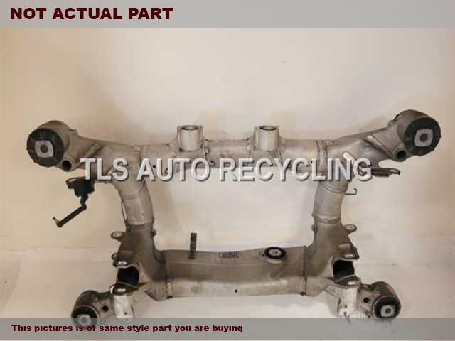 2005 BMW 525I Sub Frame. REAR CROSSMEMBER 33316770828