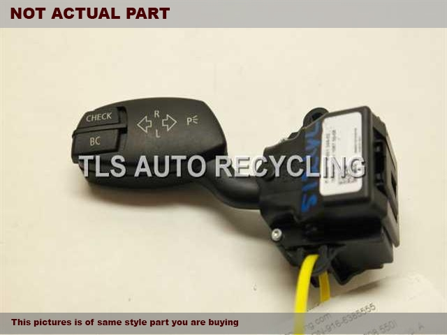 2008 Bmw M5 Column Switch  LH
