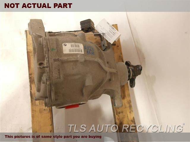 2011 BMW 550I Rear differential. RWD, AT (2.81 RATIO)