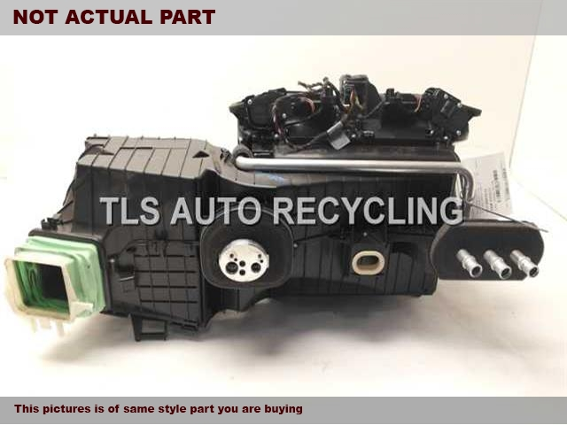 2012 BMW 550I AC Evaporator Housing. 64119241192  64119383678  64119248171  AC EVAPORATOR HOUSING ASSEMBLY