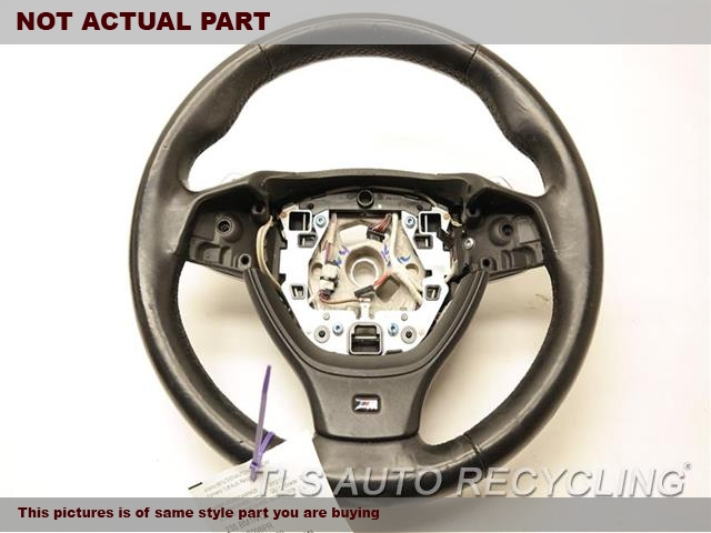 2012 BMW 550I Steering Wheel. BLACK STEERING WHEEL 32337842808