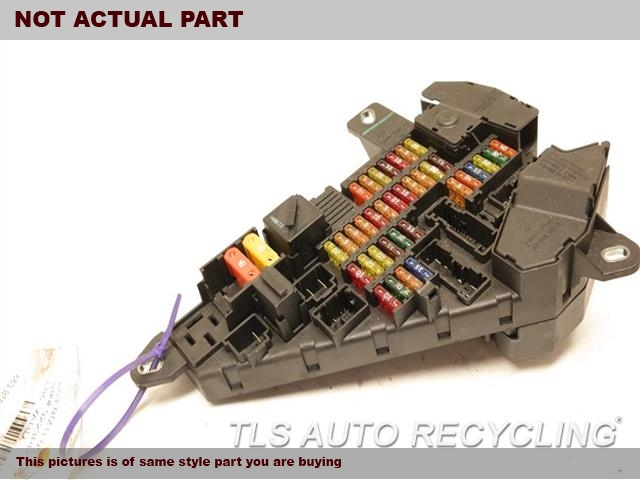 2005 bmw 645ci fuse box 6956505 02 used a grade. Black Bedroom Furniture Sets. Home Design Ideas