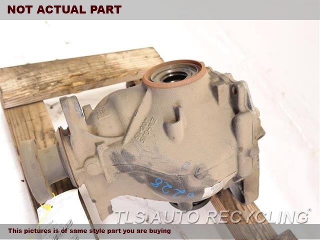 2008 BMW 650I Rear differential. CPE, AT (3.46 RATIO)CPE, AT