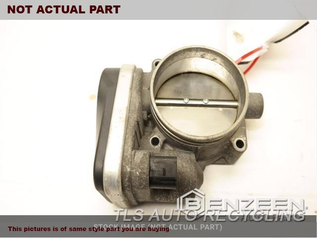 2006 BMW 750I Throttle Body Assy.