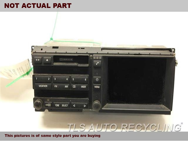 2000 bmw 740il radio audio amp 65528375942. Black Bedroom Furniture Sets. Home Design Ideas