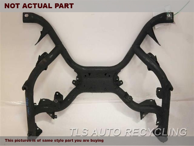 2001 BMW 750IL Sub Frame. FRONT CROSSMEMBER 31111092323