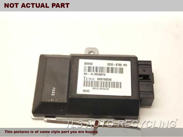 2003 BMW 760LI Chassis Cont Mod. 32306788716 STEERING WHEEL CONTROL