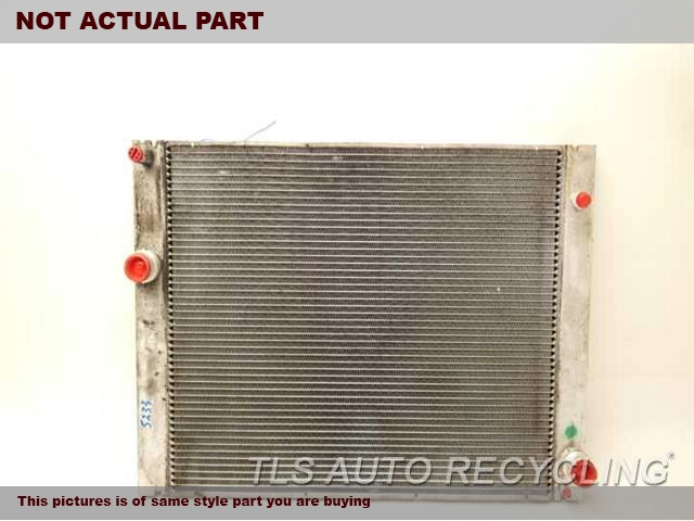 2006 BMW 750I Radiator. FROM 10/05