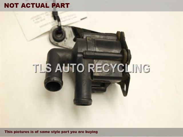2009 BMW X6 water pump engine. AUXILIARY WATER PUMP