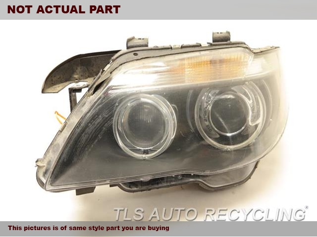 DRIVER SIDE HID HEADLAMP