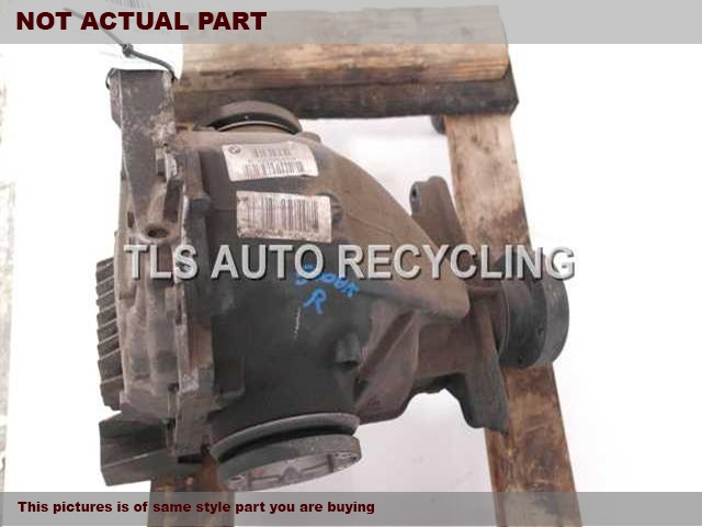 2003 BMW 760LI Rear differential. 33107514814REAR DIFFERENTIAL ASSEMBLY
