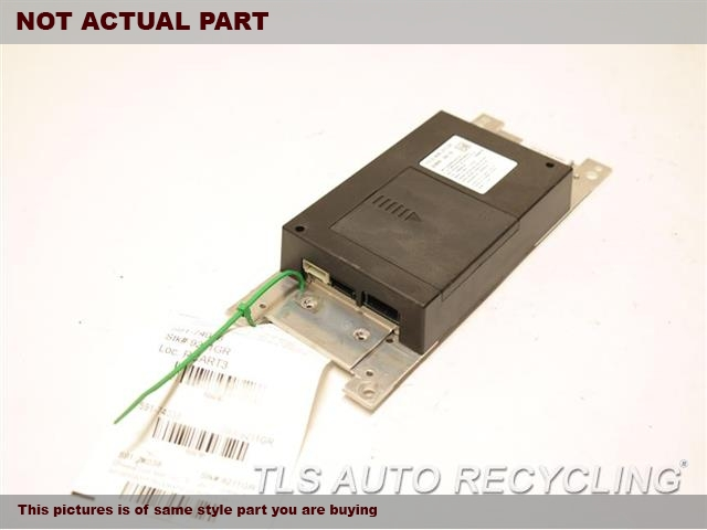 2016 BMW M4 Chassis Cont Mod. 84106809311 TELEMATIC CONTROL MODULE