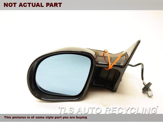 1996 BMW M3 Side View Mirror. REPAINT. 51162253827 51162259035 51321977683 PURPLE DRIVER SIDE VIEW MIRROR