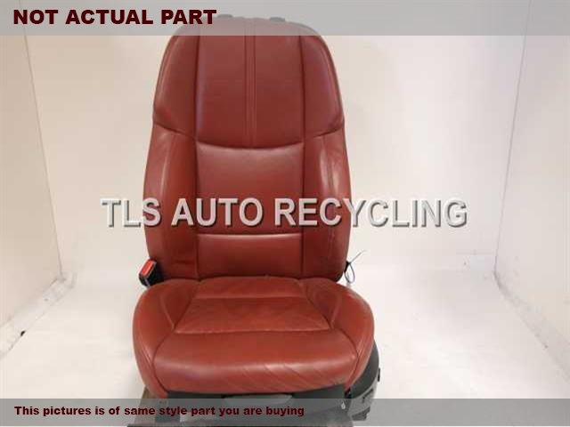 2009 BMW M3 Seat, Front. LH,BLK,LEA,BUC,(BUCKET), (AIR BAG)