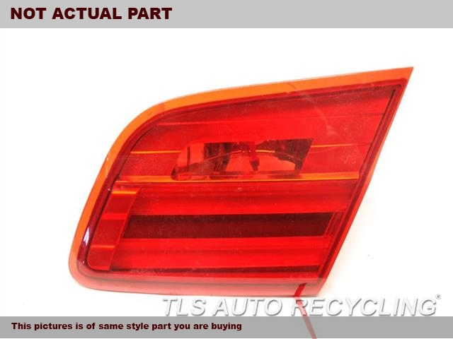 2008 BMW 328I Tail Lamp. RH,CPE, DECKLID MOUNTED, R.