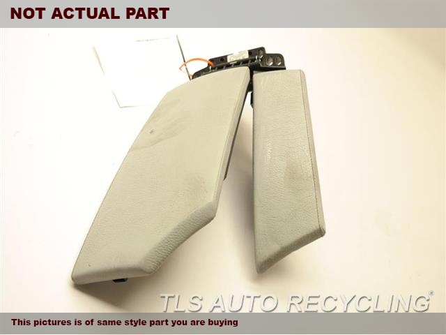 2008 Bmw M5 Console Front And Rear  GRY,(FLOOR)
