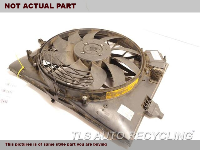 2008 Bmw M5 Rad Cond Fan Assy  FAN ASSEMBLY, (RADIATOR)