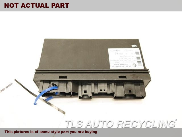 2005 BMW 525I Chassis Cont Mod. 61356978713 BODY CONTROL