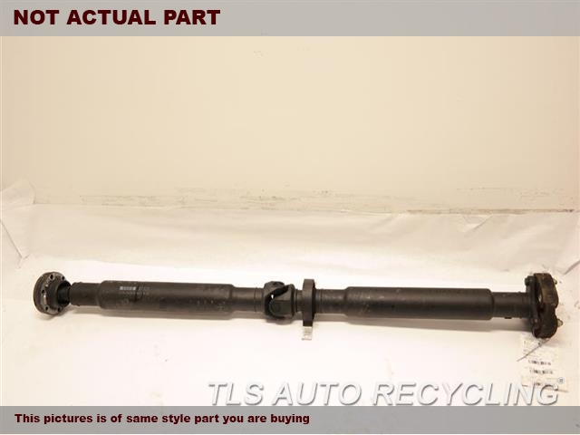 2007 BMW M6 Drive Line, Rear. 7 SPEED (SEQUENTIAL MANUAL GEARBOX)REAR DRIVE SHAFT
