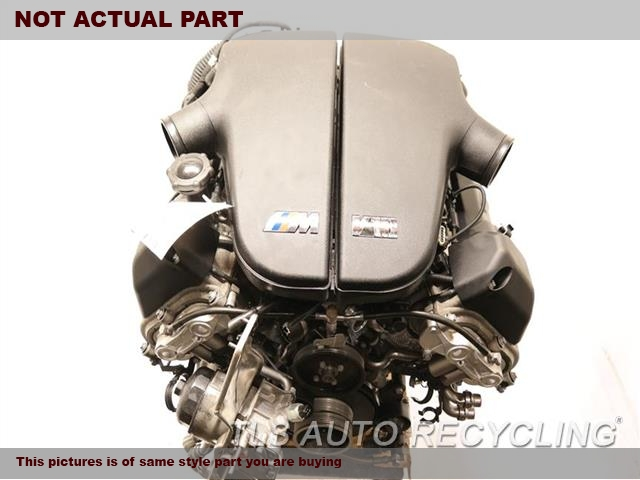 2006 Bmw M5 Engine Assembly  ENGINE ASSEMBLY 1 YEAR WARRANTY