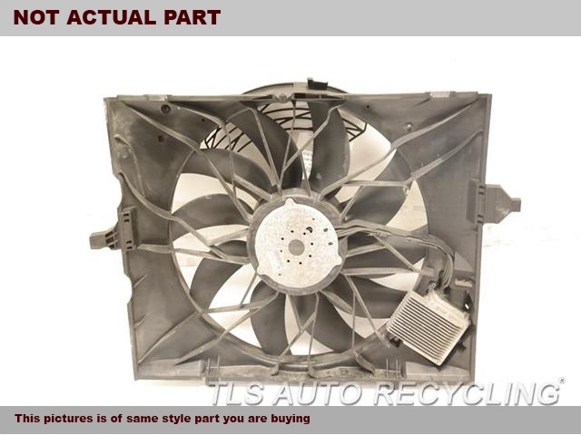 2006 Bmw M5 Rad Cond Fan Assy  FAN ASSEMBLY, (RADIATOR)