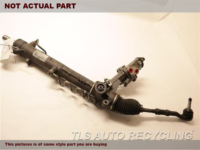 POWER RACK AND PINION