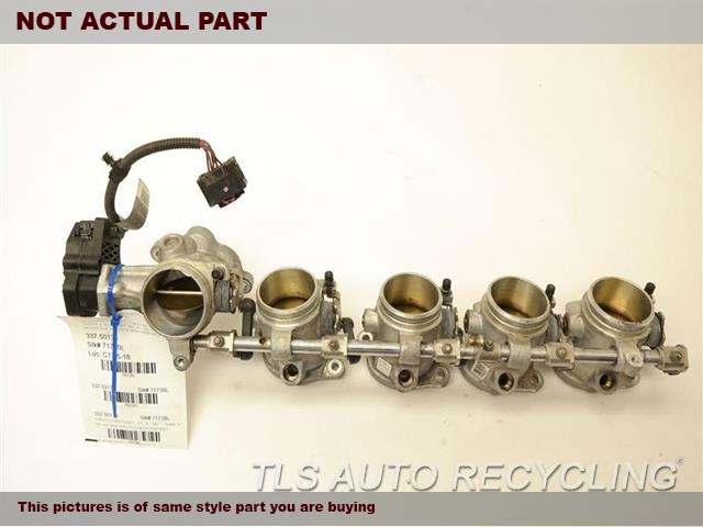 2006 Bmw M5 Throttle Body Assy