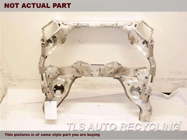 2011 BMW 335I Sub Frame. FRONT, SUSPENSION, RWD, SDN