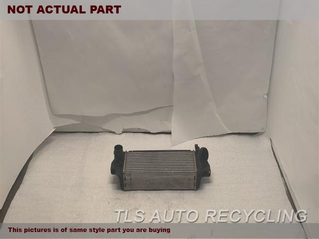 2016 Bmw X1 Intercooler  2.0L
