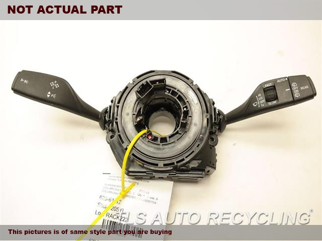 2016 Bmw X1 Column Switch  ASSEMBLY, US MARKET, W/O HEATED STE