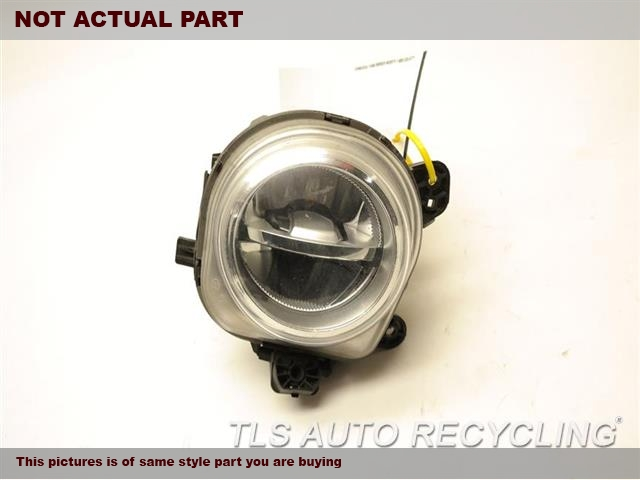 2016 BMW X5 Front Lamp. 63177317251LH,FOG-DRIVING, (BUMPER-MOUNTED)