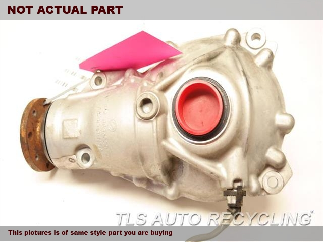 2015 BMW X3 Rear differential. FRONT DIFF, GASOLINE (3.38 RATIO)