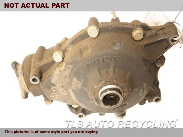 2005 BMW X5 Rear differential. 31507523044FRONT DIFFERENTIAL ASSEMBLY