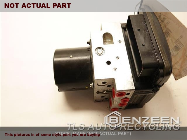 2013 BMW X5 Abs Pump. 3.0L,ASSEMBLY, W/O ADAPTIVE CRUISE