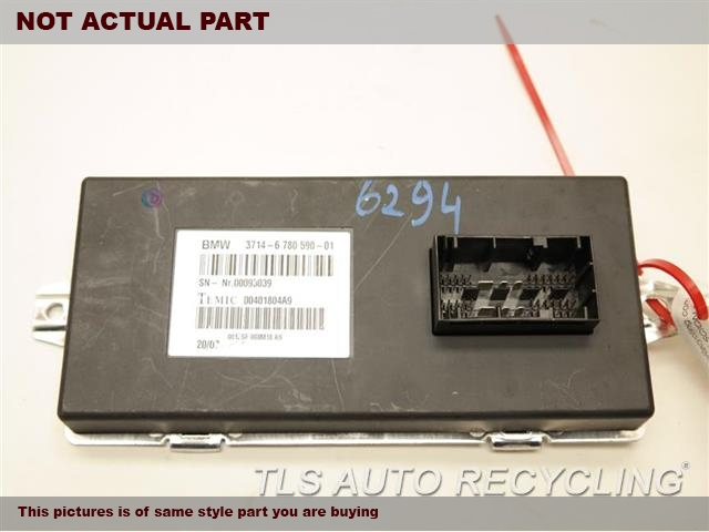 2011 BMW X5M Chassis Cont Mod. 37156785386 SUSPENSION CONTROL MODUL