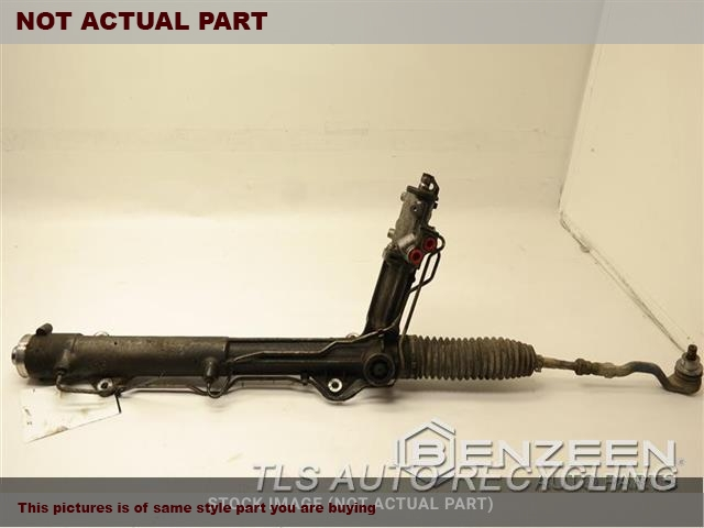 3.0L,POWER RACK AND PINION, W/O ACT