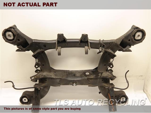 2009 BMW X6 Sub Frame. REAR, (SUSPENSION)