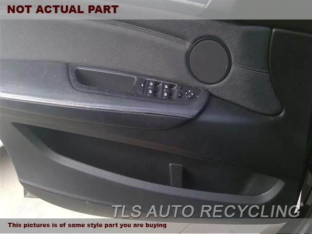 2013 BMW X5 Door Elec Switch. LH,DRIVER``S, (LOCK WITH MIRROR AND