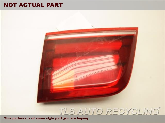 2011 BMW X5M Tail Lamp. 63217227793DRIVER LIFTGATE MOUNTED TAIL LAMP