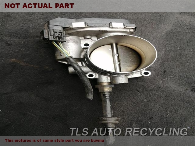 2008 BMW 535I Throttle Body Assy. (3.0L, TWIN TURBO)
